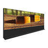 Live show video wall screen for tv station super narrow bezel lcd plasma