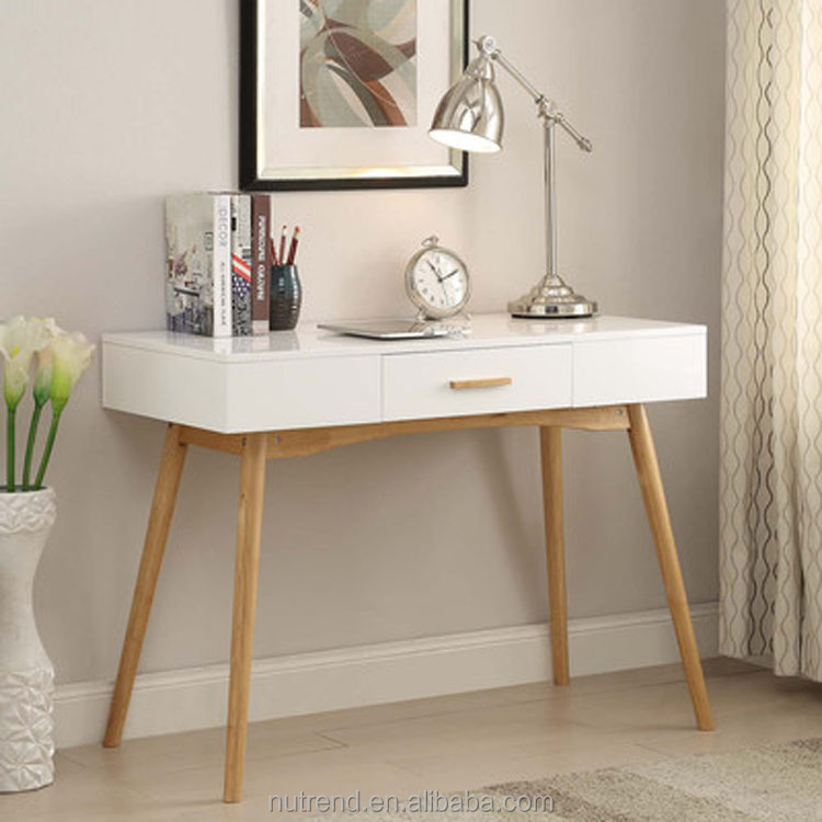cheap and nice wooden office teachers table