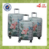 3 Piece Trolley Luggage Set Printing Luggage