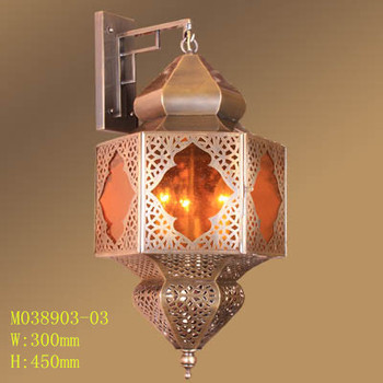 Newest Bronze Pretty Decorative Pattern Br Wall Lamp Moroccan Sconce
