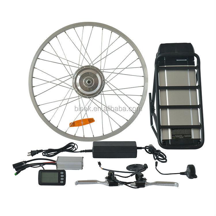 1000 Watt Electric Motor Kit: 36v 250w Electric Bike Conviersion Kit