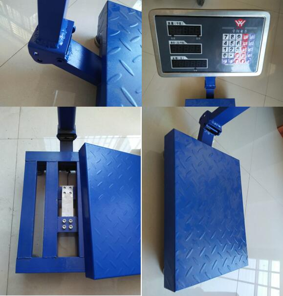 Platform Scale 300 KG Digital Weighing Scale Small Scale Industrial Machine