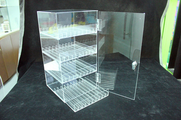 5-tier Acrylic 15ml,30ml E Liquid Juice Bottles Display Stand For ...