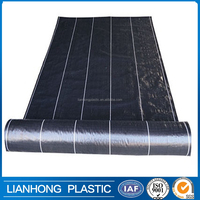 Lianhong Plastic Series 4 Ft X 225 Ft 3-by-250-Foot 5-Ounce Plastic Mulch film, agricultural plastic mulch/roll