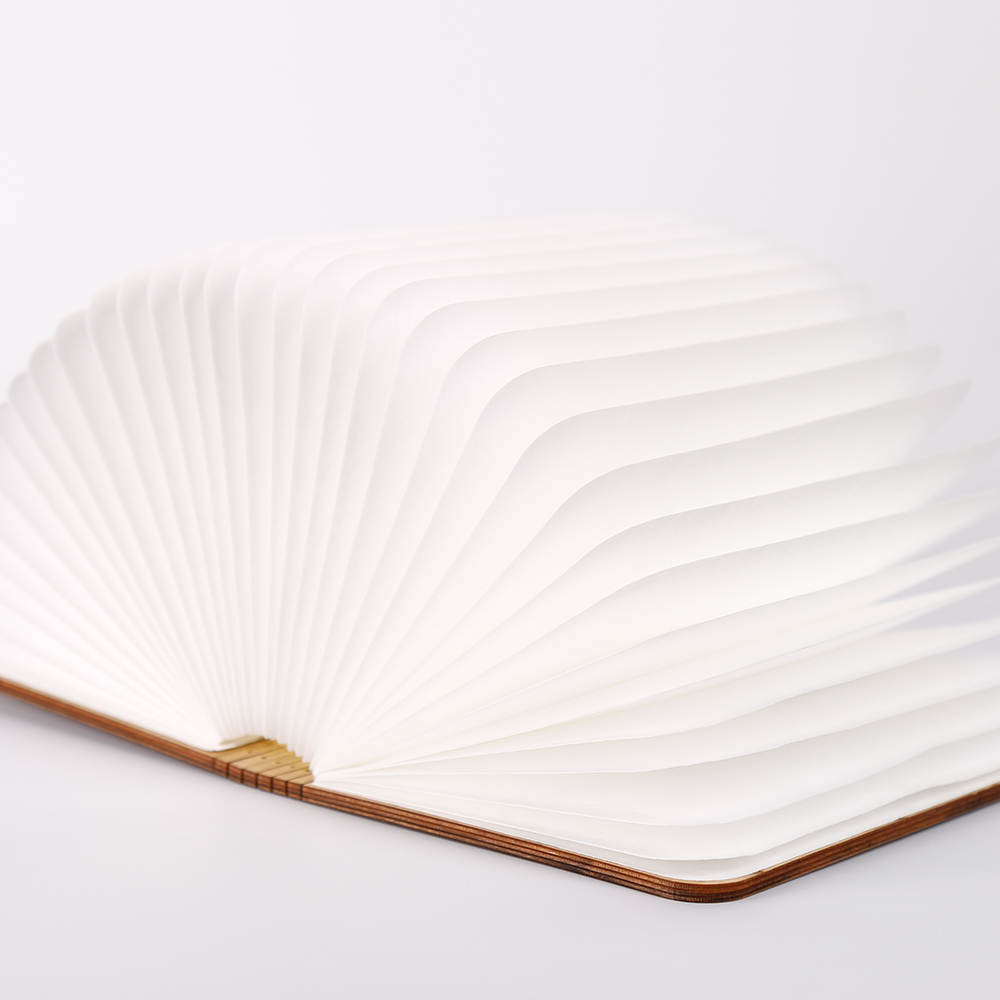 Wholesale High Brightness Energy Saving Folding Lumio Led Book Lamp Wood