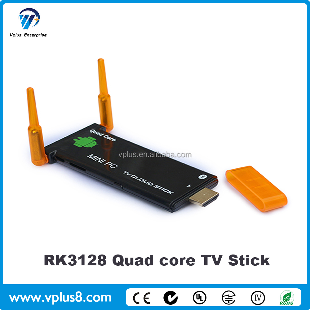 Vplus 29-5R RK3128 IPTV <strong>Dongle</strong> Android <strong>TV</strong> <strong>Stick</strong> Full HD Video <strong>TV</strong> <strong>Stick</strong> MK809 IV 2G RAM/16GB ROM