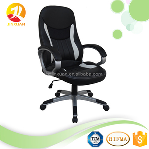JX-1028 computer swing office chair with armrest wheel/computer game chair/ racing seat swivel office chairs customised produce