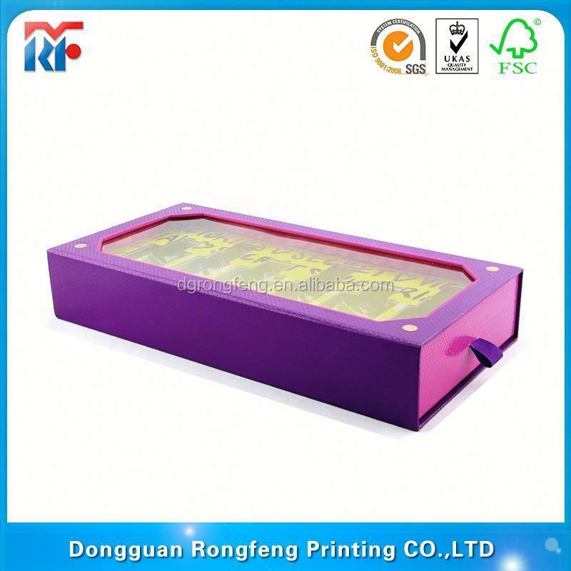 pacakging box for hair extension