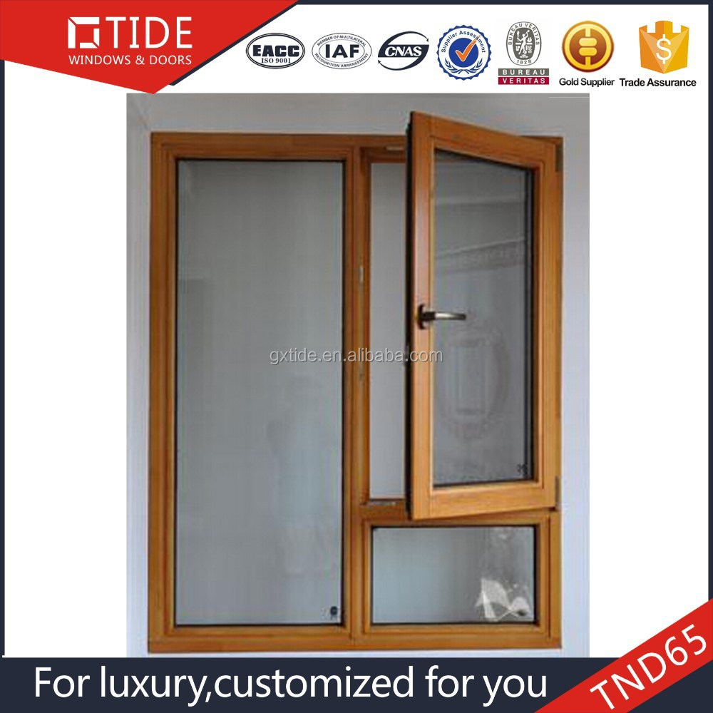 Aluminum Clad Wood Grill Design Pictures Double Tempered Main Entrance Wooden Door