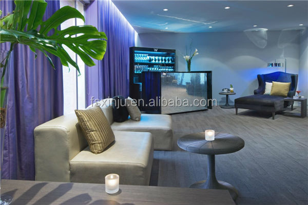 W Montreal Hotel Furniture Christmas Promotional Living Room Holiday In Bedroom