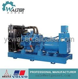 Mtu Diesel Engine 800kw Ac Electric Generator Dynamo