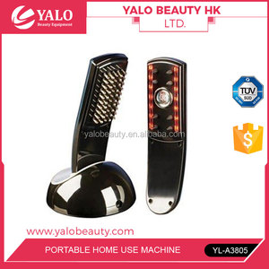 YL-A3805 650nm laser Electric impulse Ozone Laser Hair Comb