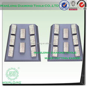 T-105 wanlong diamond tools long life span frankfurt metal abrasive for stone grinding