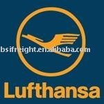 Aviation services to Barcelona,Spain From Shenzhen,China by Lufthansa