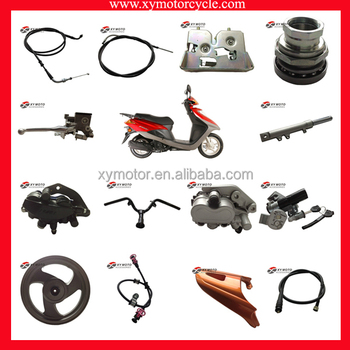 Oem Scooter Parts For Wuyang Honda Wh100 Wh110 Wy125