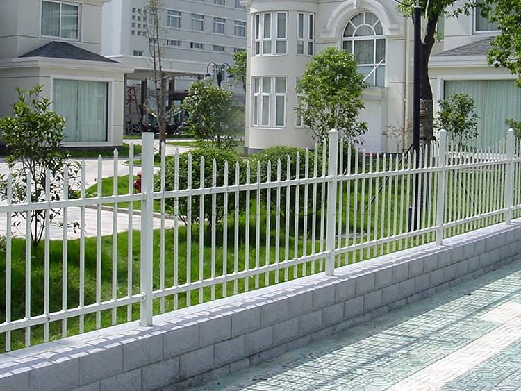 China Supplier Aluminummetal Cheap Fence Guardrail For