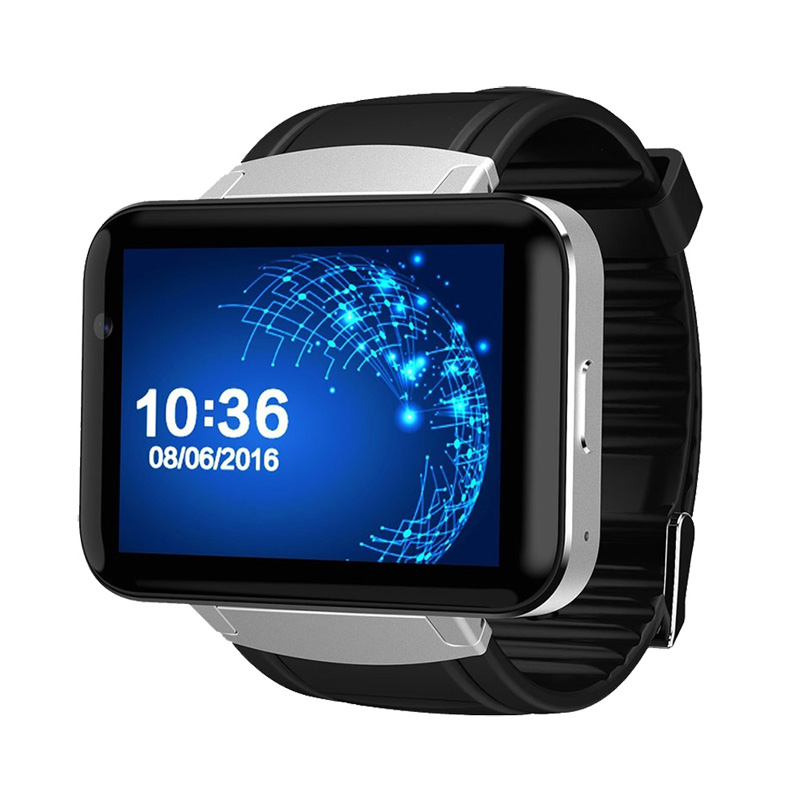 bd9d4ebbd1e clock wrist watch mobile watch phone price list 2.2inch screen MTK6572 quad  core 900amh battery AL6063 smartwatch