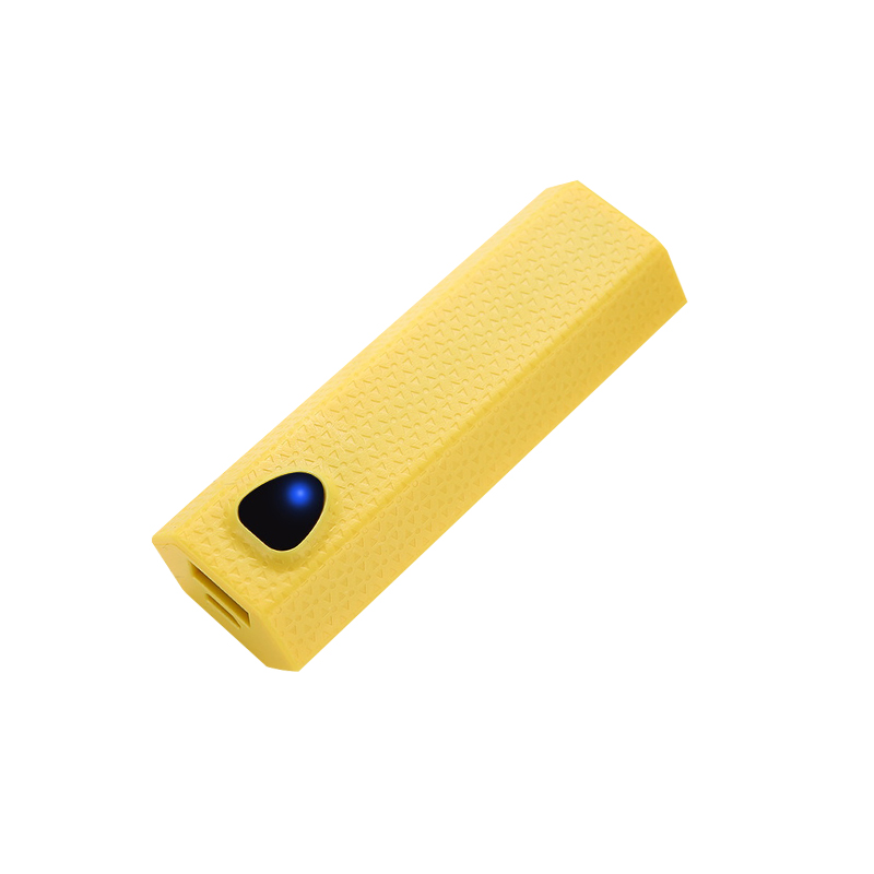 (High) 저 (quality 싼 휴대용 External 배터리 mini 2600 미리암페르하우어 셀 폰 mobile power bank, baby yellow powerbank