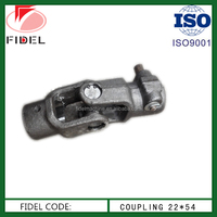 couping 22*54 FIDEL PTO shaft parts forged