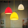 Guzhen coffee bar pendant light suspended lamp half moon pendant light