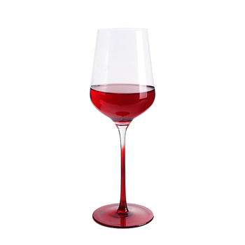 W930 Factory Direct CustomDesign Pink Wine Glasses