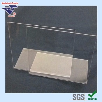 Taiwan 12mm Ps Sheets For Slanted Picture Frames Glass Manufacturer