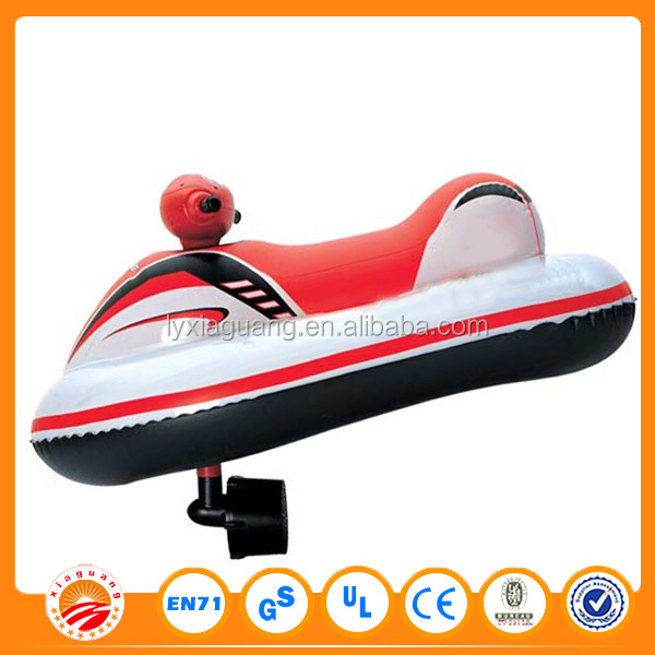 En71 Approved Pvc Towable Inflatable Jet Ski Flying Jet Ski For ...