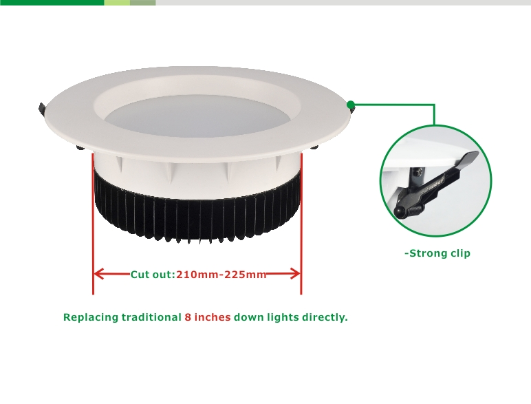 60w commercial electric led recessed ceiling u0026 pc plastic recessed lighting covers