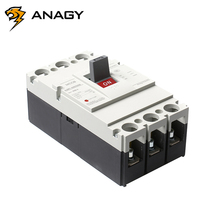 Wholesale top quality thermal magnetic type 3 ploes metal circuit breakers for current protection