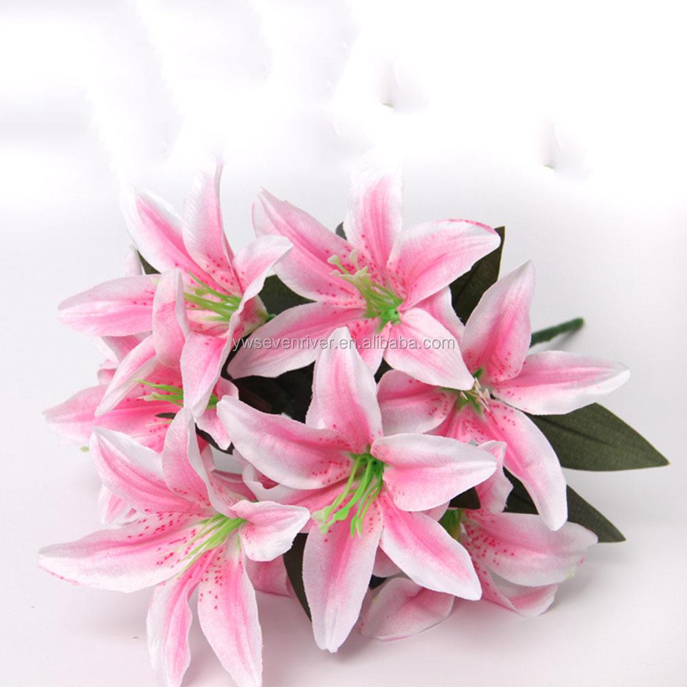 China artificial tiger lily wholesale alibaba izmirmasajfo