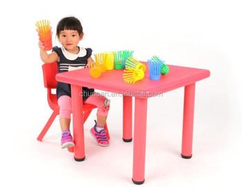 Tavoli Di Plastica Quadrati.2015 Bambini Nuova Tabella Di Plastica Quadrato Tavolo Per Bambini