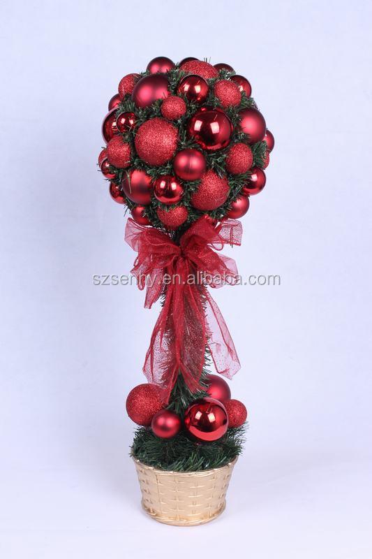 Chucher a rbol decoraciones de baya roja moderna for Adornos para arbol de navidad 2016