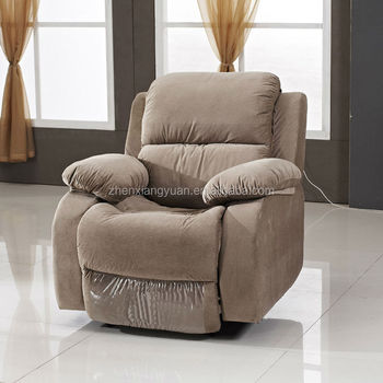 Sf8008 Single Manual Fabric Rocker Swivel Recliner Sofa