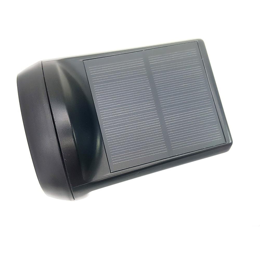 outdoor wireless solar energy powered bewegungsmelder licht/led