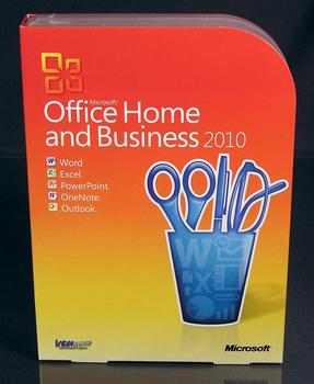 2010 home and business Microsoft Office