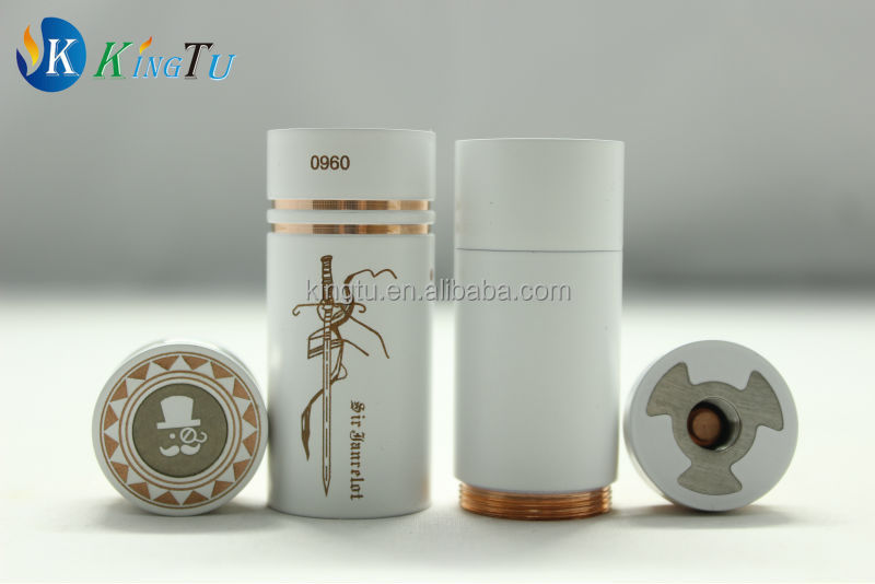 High quality and factory price of white sir lancelot mod/ manhattan mod
