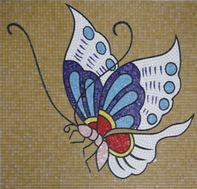 Unduh 66+ Gambar Kupu Kupu Mozaik Keren Gratis