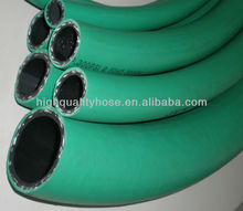 EPDM Material High Temperature Rubber Steam Hose With Fiber Braid