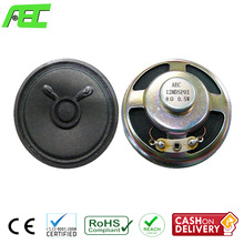 Free Sample 57mm 8ohm 0.5w Paper Cone Speakers for Door bell