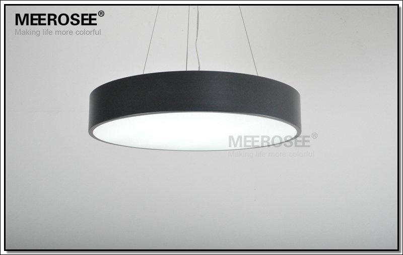 Modern Fashion Ring Pendant Led Modern Luster Md2545