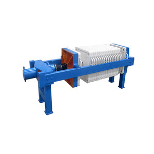 Hot selling filter press equipment widely used in different industry