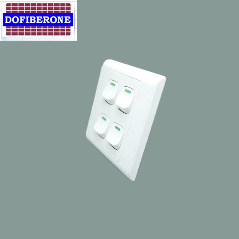 New design electrical switches wifi switch remote switch