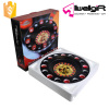Roulette Wheel Type Shot Spinning Roulette Game Set 16 Pieces