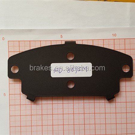 Anti Noise brake pad Shim sliencing slice voor innova