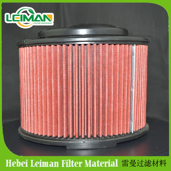 AIR FILTER FOR TOYOTA HILUX III Pickup 2.5 D-4D 4*4 MD-5234 TA-1692 LX 2808/1