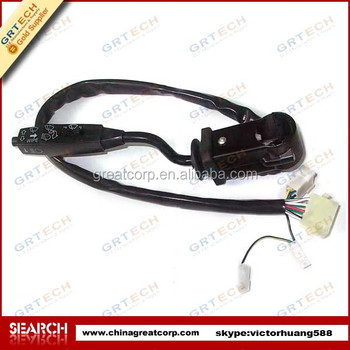 004 545 8124 Truck Combination Switch For Mercedes Actros