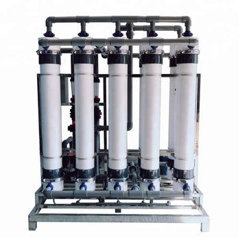 3000L/H UF ultra filtration ro plant mineral desalination purifying drinking water treatment industrial pure water equipment