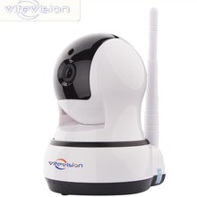 Vitevision Motorized Ptz Wifi And Onvif Low Cost Wireless Small CCTV Camera  In Home
