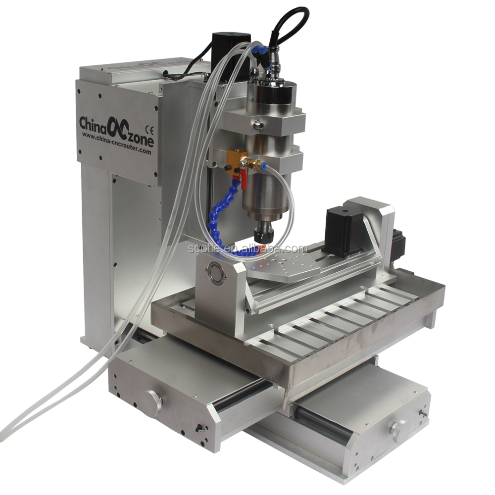 Widely Used HY-3040 5-Axis 2200W CNC Milling Machine