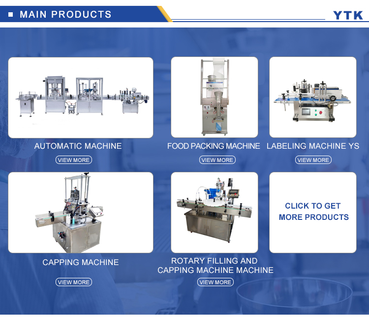 YTK-60 Factory Supply Semi Automatic Surface Label Applicator Flat Square Bottle Labeling Machine